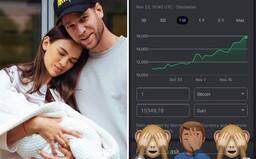 Majk Spirit chtěl své dceři koupit před měsícem Bitcoin: Dnes lituje, že to neudělal