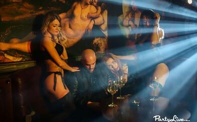 Majself je v najnovšej skladbe Kurt Kodein a predstavuje aj vizuál plný krásnych polonahých žien