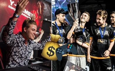 Majstrovstvá Slovenska v e-sportoch majú prizepool až 8 000 €, zabojovať o výhru budeš môcť aj v PUBG!