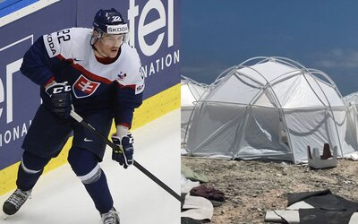 Majstrovstvá sveta na Slovensku si budeš môcť užiť i v stanovom mestečku. Koľko stojí ubytovanie?