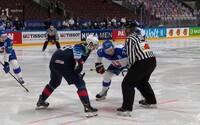 Majstrovstvá sveta v hokeji sa pre Slovensko skončili. S USA sme prehrali 6 : 1