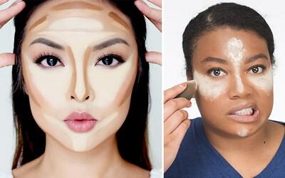 Make-up slang v skratke. Sú ti známe pojmy ako strobing, blending či contouring?
