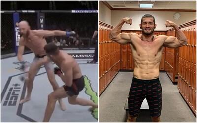Makhmud Muradov dostal od UFC za najlepší výkon večera okolo 50 000 eur