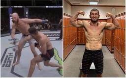 Makhmud Muradov dostal od UFC za nejlepší výkon večera bonus přes 1 000 000 korun