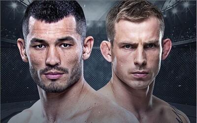 Makhmud Muradov má potvrzený další zápas v UFC! Zná jméno soupeře i datum bitvy