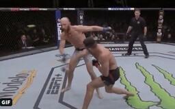 Makhmud Muradov vyhrál další boj v UFC! Soupeři dal nesmírně tvrdé KO