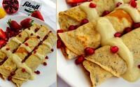 Makovo-citrónové palačinky, které ti jednoznačně zaručí krásný den (Recept)