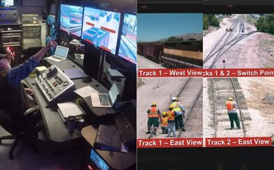 Měl by vlak zabít jednoho, nebo pět lidí? Napínavé video postaví náhodné lidi do pozice železničního zaměstnance a sleduje, jak reagují