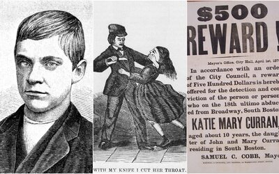 Mal iba 14 rokov, keď sa ukájal pri vraždení svojich obetí. Malé deti týral a bodal, vtákom zase odtrhol hlavy