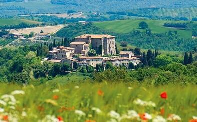 Malebný italský zámek nedaleko Říma může být tvůj již toto léto. Stačit ti bude 7 milionů eur