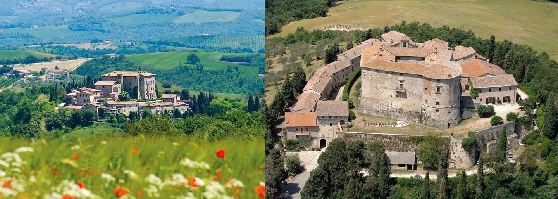 Malebný taliansky zámok neďaleko Ríma môže byť tvoj už toto leto. Stačiť ti bude 7 miliónov eur