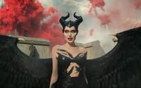 Maleficent 2 je priemernou rozprávkou s výbornou Angelinou Jolie (Recenzia)