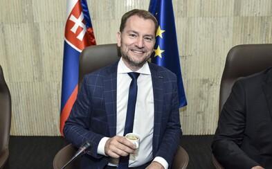 Mali sme anektovať Korfu na celé leto a lietali by sme tam na dovolenky z Bratislavy, vyhlásil Igor Matovič