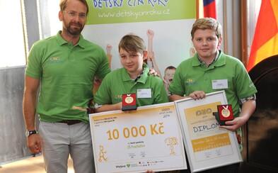 Malý velký hrdina: 12letý Jaroslav zachránil kamarádovi život, když si promáčkl lebku, dospělí tomu jen přihlíželi