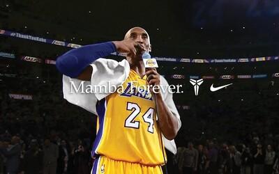 Mamba navždy: Nike v emotivním videu uctilo památku legendárního Kobeho Bryanta, dnes by oslavoval 42 let