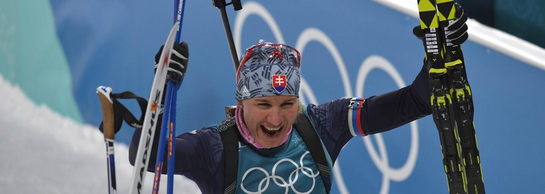 Máme prvú medailu: Výborná Kuzminová vybojovala pre Slovensko striebro