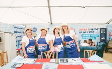 Mamkostan od Slovenskej sporiteľne sa objaví aj na tohtoročnom Grape Festivale