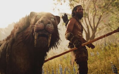 Mamuty, tigre, smrť na každom kroku či neľútostní surovci v praveku? Vitajte vo svete Far Cry Primal