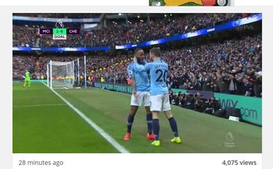 Manchester City naložil Chelsea 4 góly za prvých 25 minút zápasu