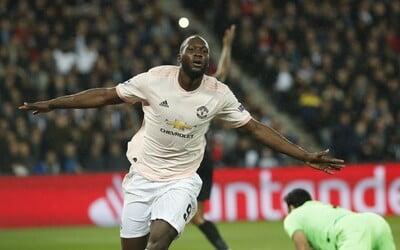 Manchester United po senzačnom závere vyradil PSG z Ligy majstrov