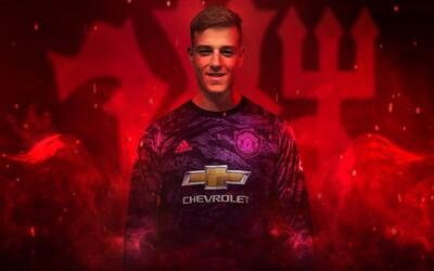 Manchester United získal dalšího českého brankáře! Do věhlasného týmu přestupuje Radek Vítek ze Sigmy Olomouc