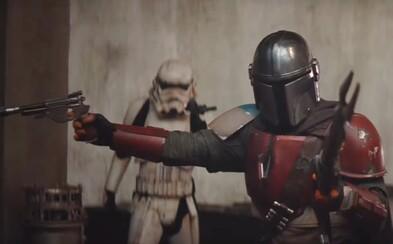 Mandalorian dokazuje, že Star Wars potřebovalo rozšiřování světa a skvělé příběhy, ne novou trilogii s Rey a Kylo Renem