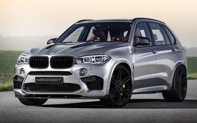 Manhart Racing vylepšuje nejnovější BMW X5 M na úroveň 750koňové bestie!