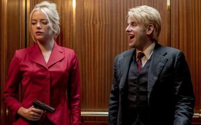 Maniac s Jonahom Hillom a Emmou Stone je zábavnou surreálnou jazdou, ktorá boduje humorom aj emóciami (Recenzia)