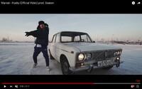 Maniak představuje mrazivý videoklip z Omsku ke skladbě z debutového alba