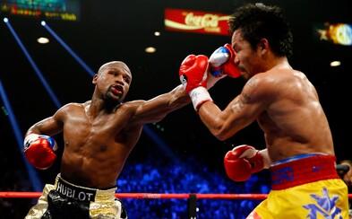Manny Pacquiao sa chce s Mayweatherom pobiť opäť. Vraj len utekal a nezaslúžil si vyhrať