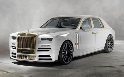 Mansory opäť na hrane vkusu vyšperkovalo okázalý Rolls-Royce Phantom