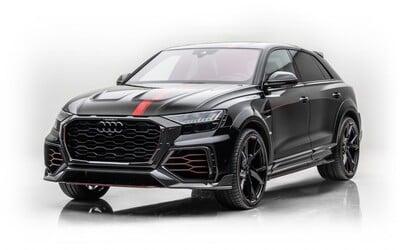 Mansory udělalo z Audi RS Q8 téměř super-SUV s výkonem téměř 800 koní