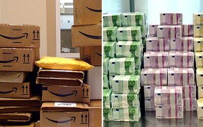 Manželé okradli Amazon o více než milion eur díky promyšlenému systému