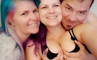 Manželia po 10 rokoch pridali do svojho vzťahu ďalšiu ženu a žijú v trojici. Vraj to pomohlo ich sexuálnemu, ale aj rodičovskému životu