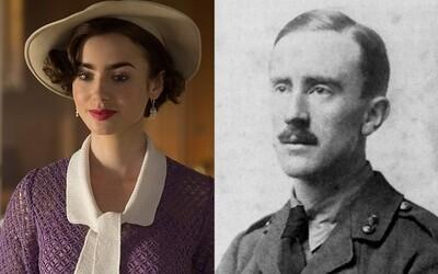 Manželku a múzu J.R.R. Tolkiena si v chystanej biografickej dráme zahrá očarujúca Lily Collins