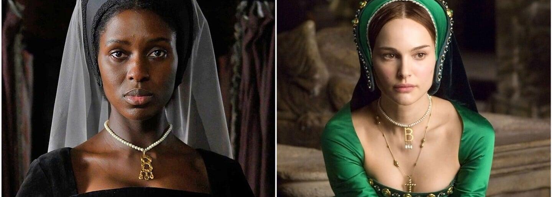 Manželku Henricha VIII. Tudora stvárni černošská herečka. V seriáli zmenili farbu pleti historickej osobnosti