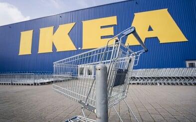Manželský pár, který spolu potají nakupoval v IKEA, vyhodili z obchodního domu. Porušil pravidla