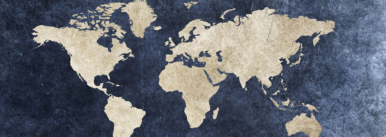Mapy ti celý život lžou a neukazují skutečnost. Jak vypadá ideální zobrazení světa?