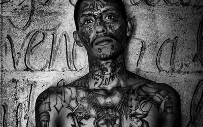 Mara Salvatrucha - Gang potetovaných zločinců neznajících slitování