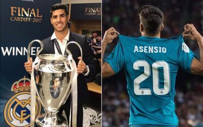Marco Asensio: Největší vycházející hvězda fotbalu, za kterou Barcelona odmítla zaplatit 4,5 milionu eur