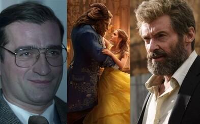 Marec v kinách odštartuje blockbusterovú sezónu s Loganom, King Kongom, Kráskou a zvieraťom či slovenskými veľkofilmami