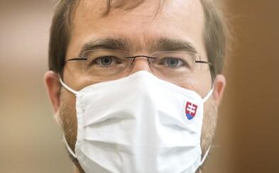 Marek Krajčí: Denne na Slovensku zomiera až 28 pacientov pozitívnych na Covid-19, situácia sa však zlepšuje