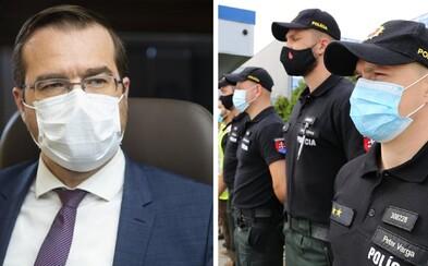 Marek Krajčí žiada silové zložky, aby dohliadali na nosenie rúšok v MHD či kluboch