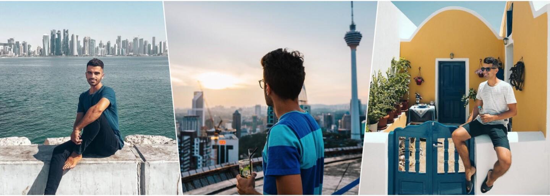 Marek má len 22 rokov a už stážoval v kanadskej centrále Shopify. Teraz študuje v Hongkongu a svoj život žije naplno (Rozhovor)
