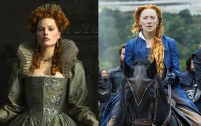 Margot Robbie a Saoirse Ronan sú pripravené zabojovať o anglický trón na ďalších obrázkoch zo sľubnej historickej drámy