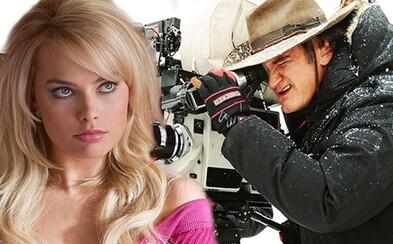 Margot Robbie by údajne aj zabíjala, len aby mohla spolupracovať s Quentinom Tarantinom. Zahrá si v jeho novom filme herečku Sharon Tate?