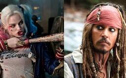 Margot Robbie nahradí Johnnyho Deppa v žensky laděných Pirátech z Karibiku