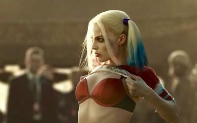 Margot Robbie prozradila, proč se jako Harley Quinn nerada svlékala
