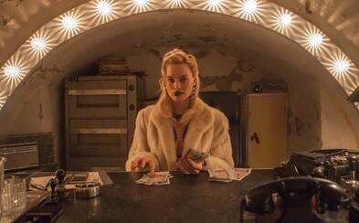 Margot Robbie sa ocitá v bizarnom svete plnom nájomných vrahov a temných spiknutí. Neo-noirový thriller sľubuje vizuálne silný zážitok
