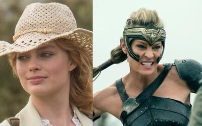 Margot Robbie sa vydá na lov nacistov a v pokračovaní Wonder Woman opäť uvidíme generálku Antiope